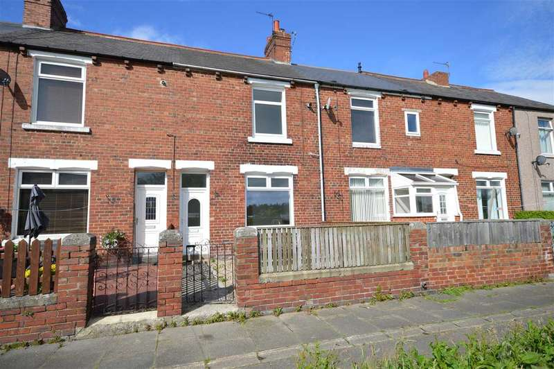 2 Bedrooms Terraced House for sale in Duffy Terrace, Stanley