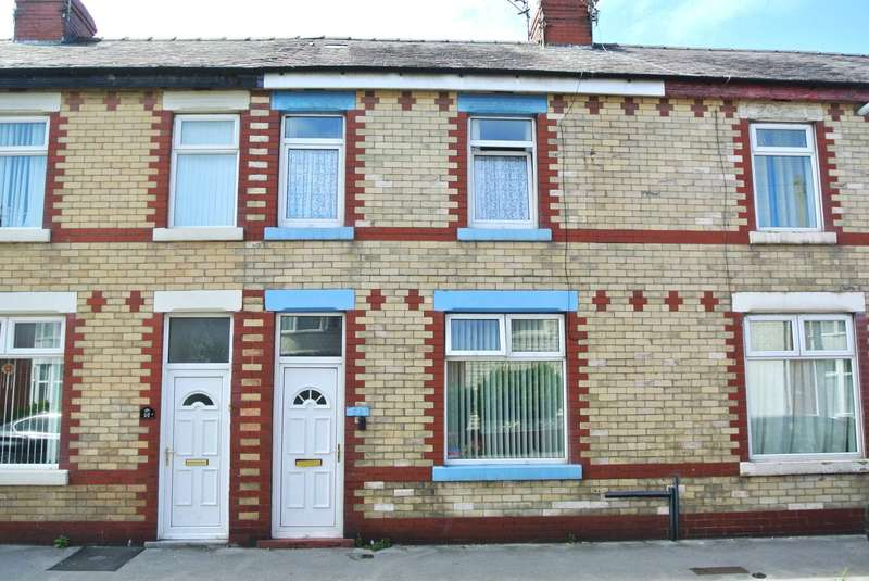 3 Bedrooms House for sale in Westfield Road, Blackpool, FY1 6NX
