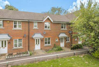 3 Bedrooms Terraced House for sale in Stephenson Mews, Stevenage, Hertfordshire, England