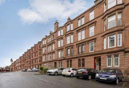2 Bedrooms Flat for sale in Braeside Street, North Kelvinside