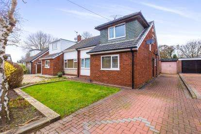 4 Bedrooms Semi Detached House for sale in St. Catherines Drive, Fulwood, Preston, Lancashire, PR2