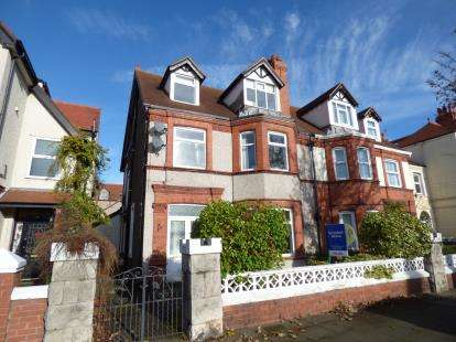 6 Bedrooms Semi Detached House for sale in Mostyn Avenue, Llandudno, Conwy, LL30