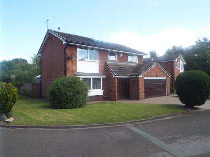 4 Bedrooms Detached House for sale in Oxbow Road, Liverpool, Merseyside, England, L12