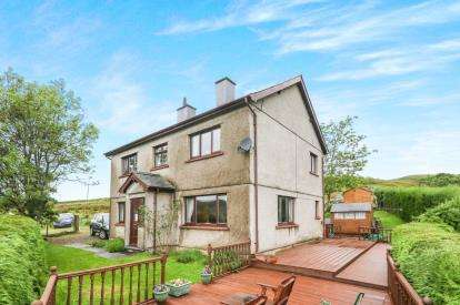 4 Bedrooms Detached House for sale in Capel Celyn, Bala, Gwynedd, LL23