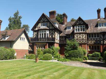 2 Bedrooms Flat for sale in Minstead, Lyndhurst, Hampshire