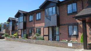 2 Bedrooms Retirement Property for sale in Oakland Court, Goring Street, Worthing, West Sussex