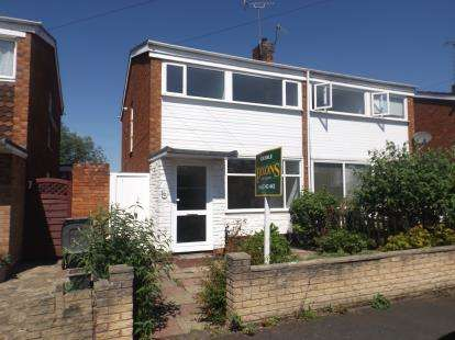 3 Bedrooms Semi Detached House for sale in The Priory, Stourport-On-Severn, Worcestershire
