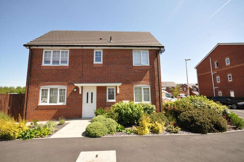 3 Bedrooms Detached House for sale in Tennyson Drive, Bispham, Blackpool, Lancashire, FY2 0GH