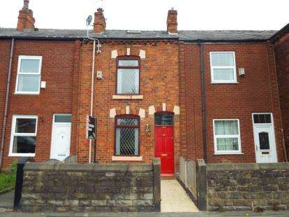 2 Bedrooms Terraced House for sale in Warrington Road, Wigan, Greater Manchester, WN3