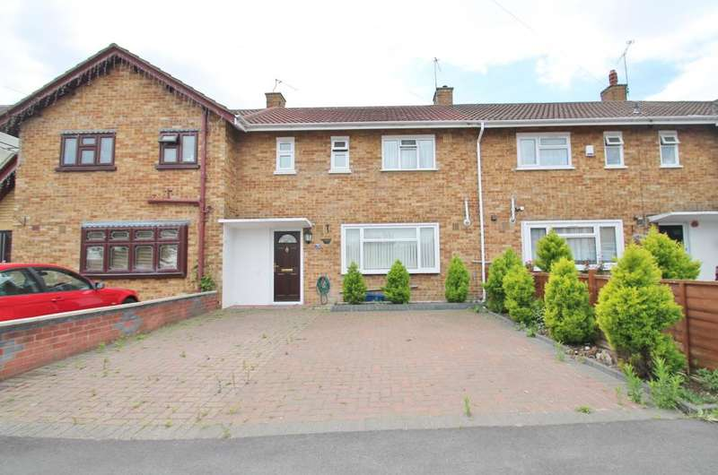 3 Bedrooms Terraced House for sale in ARAGON DRIVE, HAINAULT
