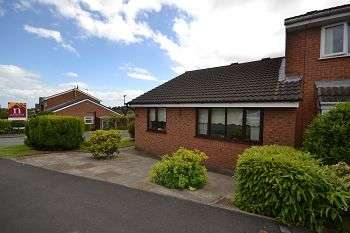 2 Bedrooms Bungalow for sale in Lincoln Drive, Aspull, Wigan, WN2 1UR
