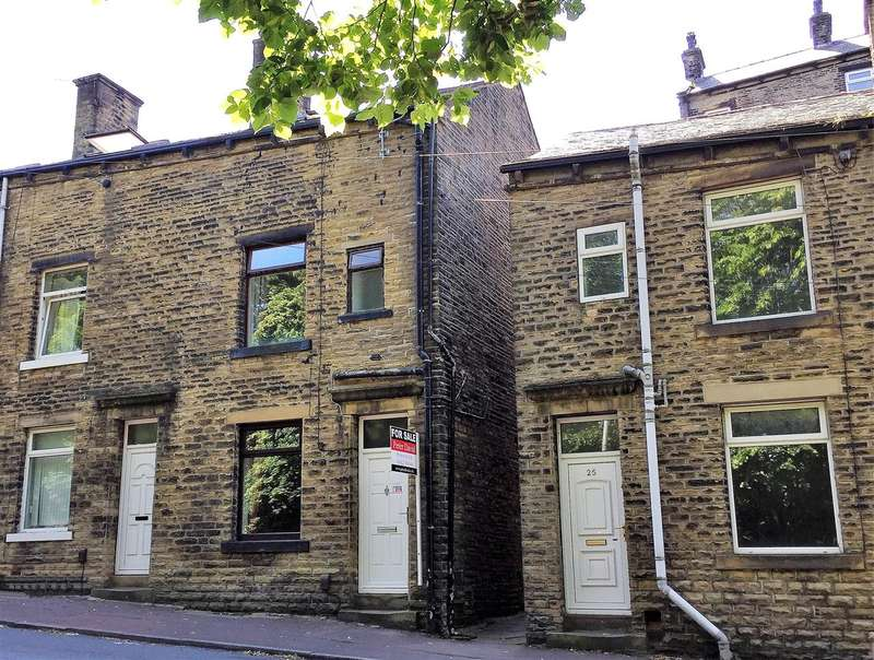 3 Bedrooms End Of Terrace House for sale in Jubilee Road, Siddal, Halifax