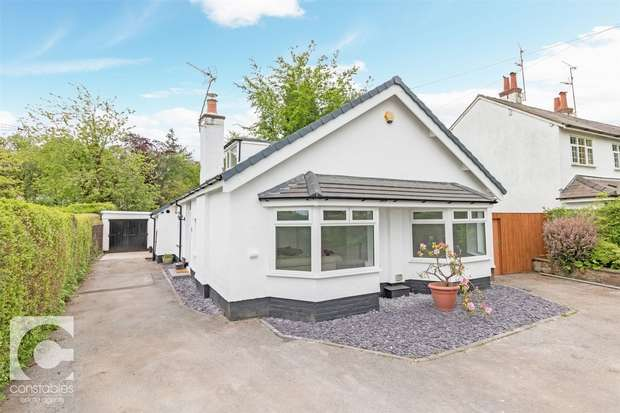 4 Bedrooms Detached Bungalow for sale in Hooton Road, Willaston, Neston, Cheshire