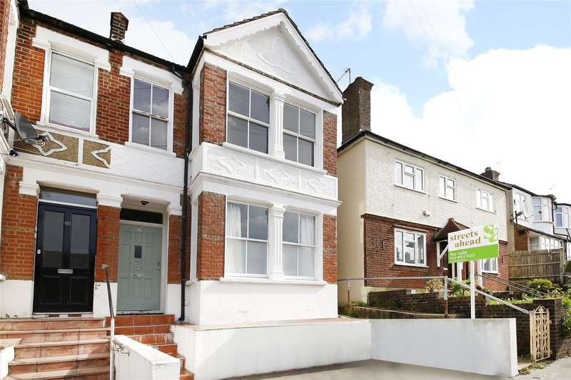 2 Bedrooms Apartment Flat for sale in Beauchamp Road, Upper Norwood