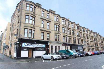 2 Bedrooms Flat for sale in Scotstoun Street, Scotstoun, Glasgow