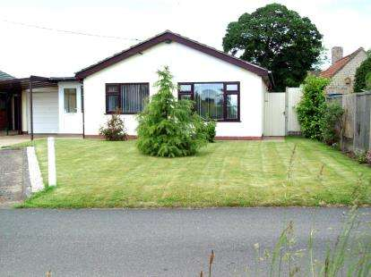 2 Bedrooms Bungalow for sale in West Lane, Haltham, Horncastle, Lincolnshire
