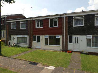 2 Bedrooms Terraced House for sale in Beeches Way, Northfield, Birmingham, West Midlands