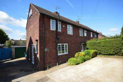 3 Bedrooms Semi Detached House for sale in Chestnut Grove, Maltby, Rotherham, South Yorkshire