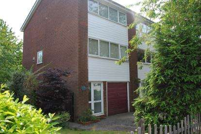 3 Bedrooms Terraced House for sale in Chorlton Drive, Cheadle, Greater Manchester