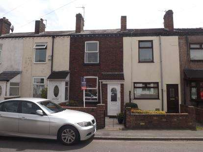 2 Bedrooms Terraced House for sale in Penny Lane, Collins Green, Warrington, Cheshire