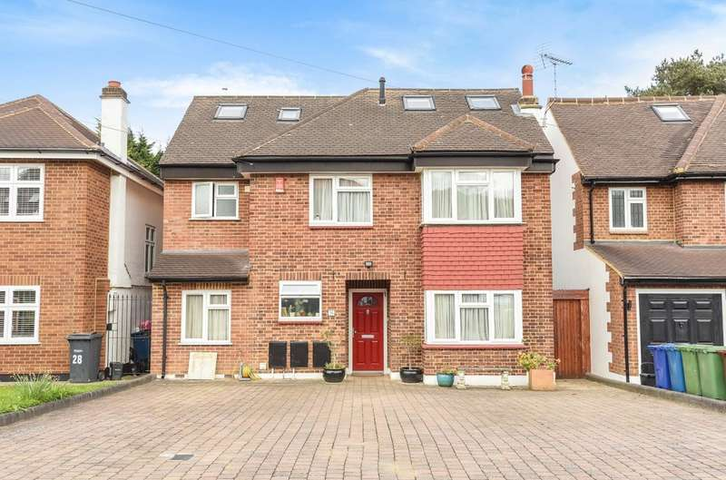 6 Bedrooms Detached House for sale in Murray Crescent, Pinner
