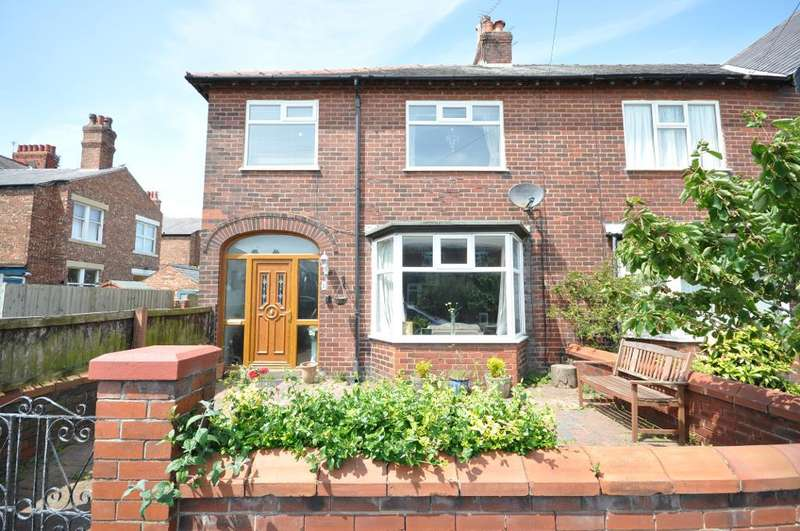 3 Bedrooms End Of Terrace House for sale in Edward Street, St Annes, Lytham St Annes, Lancashire, FY8 1XR