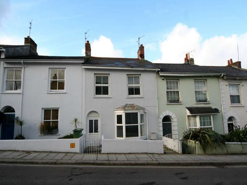 4 Bedrooms House for sale in Ferris Town, Truro, Cornwall