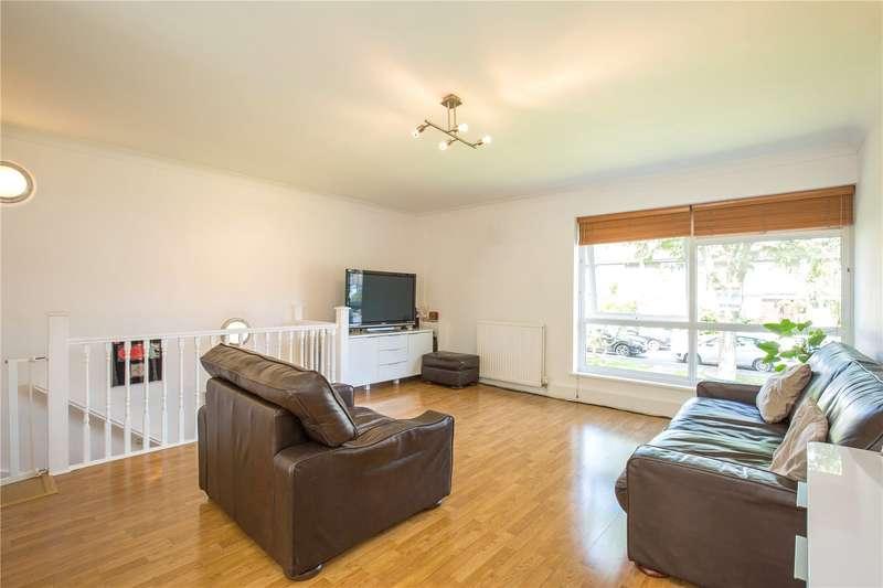 2 Bedrooms Maisonette Flat for sale in Heath View, East Finchley, London, N2