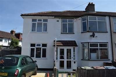 4 Bedrooms Terraced House for sale in Tudor Road, Harrow Weald