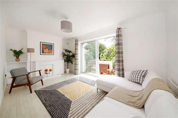 2 Bedrooms Maisonette Flat for sale in Poplar Walk, Herne Hill