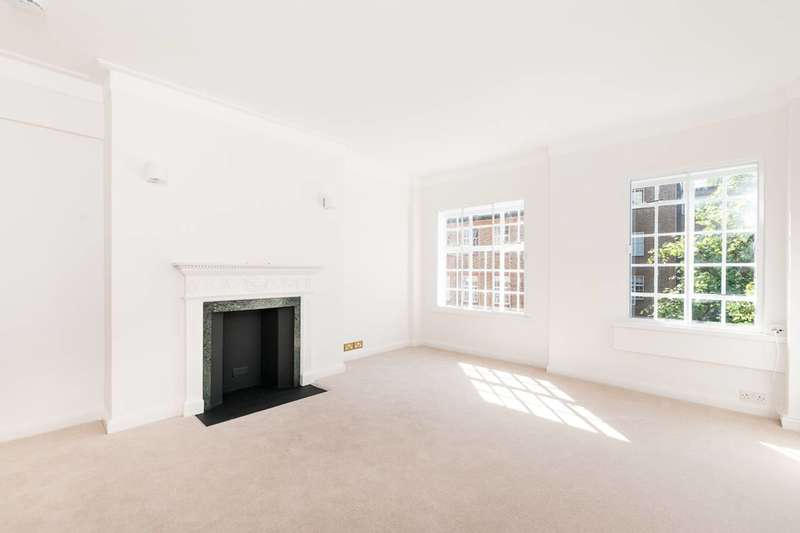 2 Bedrooms Flat for sale in Kings Court North, Chelsea, SW3