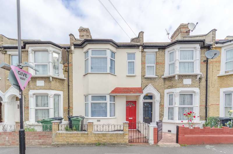 3 Bedrooms Terraced House for sale in Coleridge Road, Walthamstow, E17