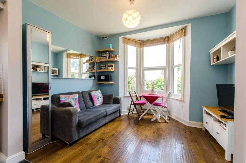 1 Bedroom Flat for sale in Milton Road, Brixton, SE24