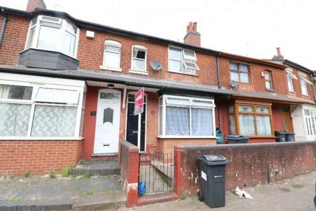 3 Bedrooms Terraced House for sale in Grasmere Road, Handsworth, B21