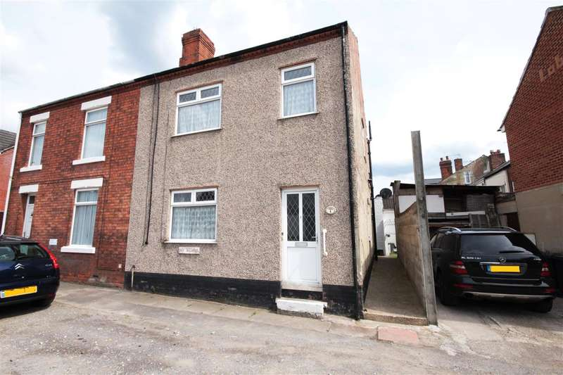 3 Bedrooms Semi Detached House for sale in Adam Street, Ilkeston