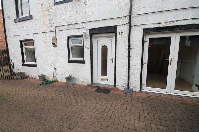 2 Bedrooms Flat for sale in Crichton Street, Coatbridge