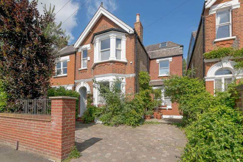 5 Bedrooms Detached House for sale in Park Road, Kingston upon Thames, KT2