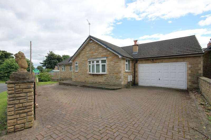 3 Bedrooms Detached Bungalow for sale in Waldridge Village, Chester Le Street, DH2
