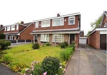 3 Bedrooms Semi Detached House for sale in Shefford Crescent, Winstanley, Wigan, WN3 6LF