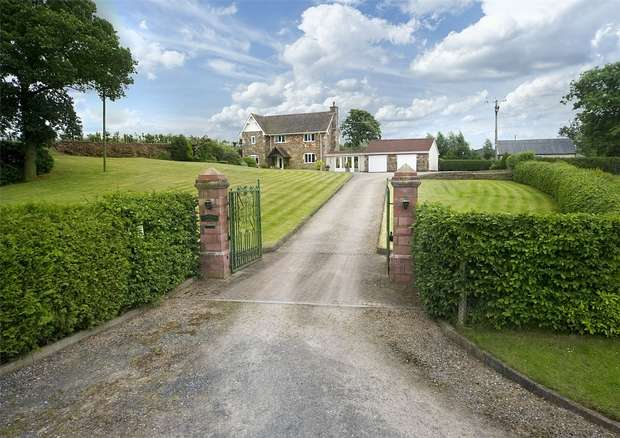 4 Bedrooms Detached House for sale in 167, Nordley, BRIDGNORTH, Shropshire