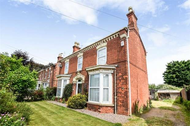 5 Bedrooms Detached House for sale in King Street, Kirton, Boston, Lincolnshire
