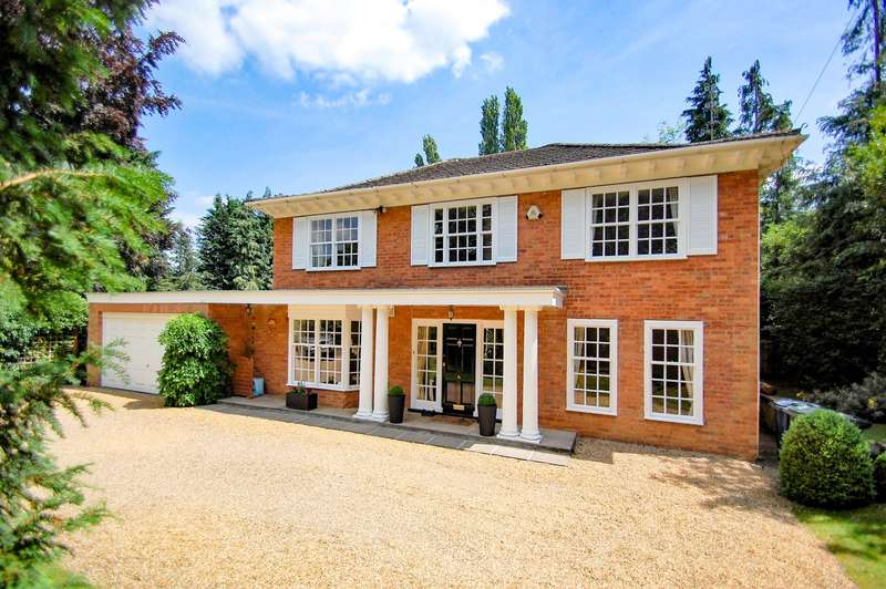 5 Bedrooms Detached House for sale in Packhorse Road, Gerrards Cross, SL9