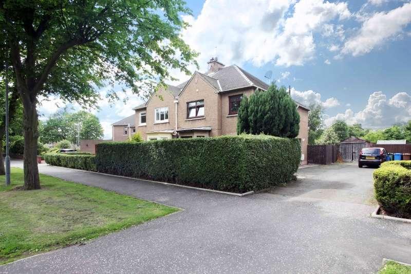 3 Bedrooms Semi Detached House for sale in Duke Street, Grangemouth, FK3 9BA