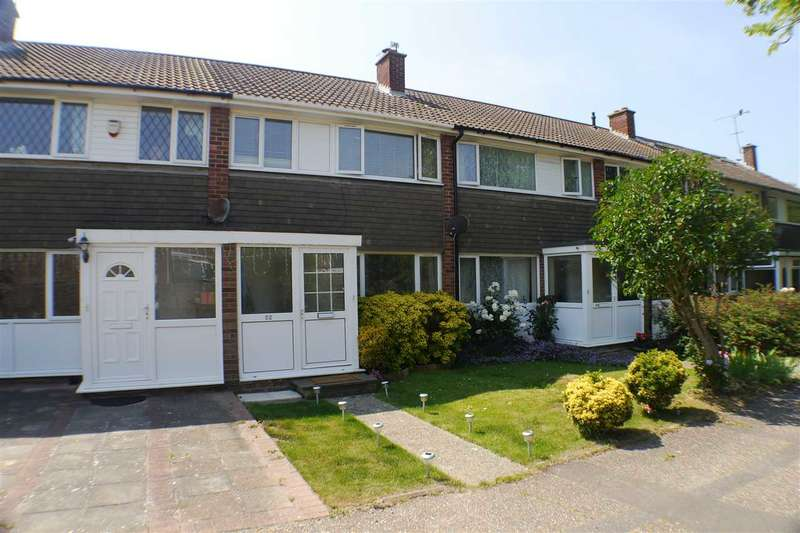 3 Bedrooms Terraced House for sale in Boxgrove, Goring