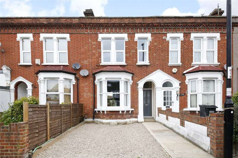 3 Bedrooms Terraced House for sale in Northwood Road, Thornton Heath