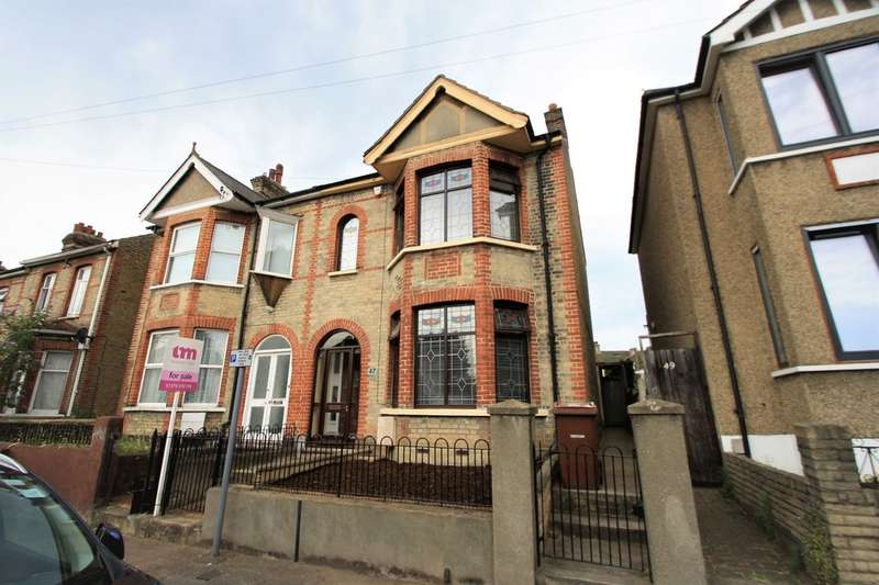 3 Bedrooms Semi Detached House for sale in Milton Road, Grays