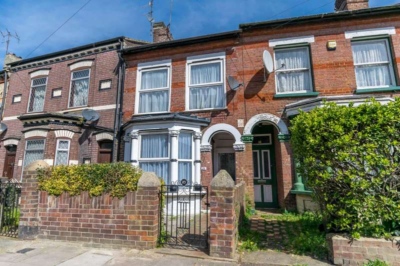 3 Bedrooms Terraced House for sale in Stockwood Crescent, Luton