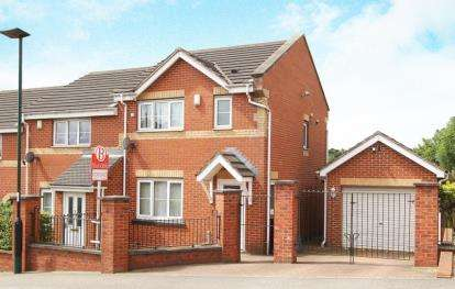 3 Bedrooms Semi Detached House for sale in Queen Mary Road, Sheffield, South Yorkshire