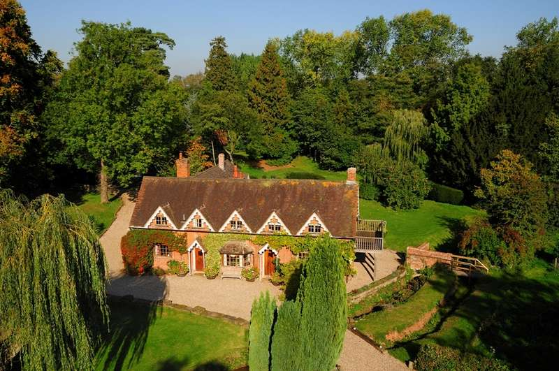5 Bedrooms Detached House for sale in Canon Frome, Ledbury, HR8