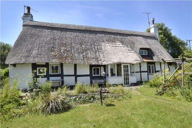 2 Bedrooms Cottage House for sale in Green Lane, Hardwicke, Gloucester, GL2 4QA